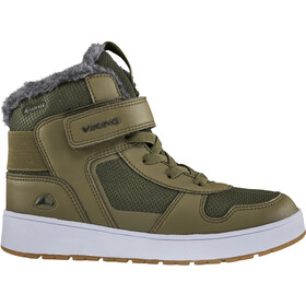 Viking Footwear Jack GTX Shoes Kids khaki/hunting green